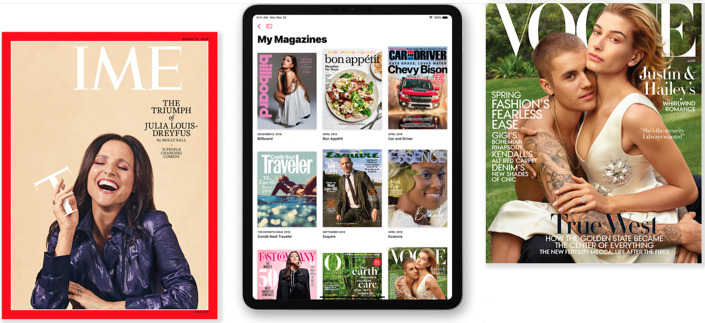 Apple-News-magazines
