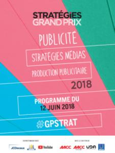Saison 3 du Grand Prix Stratégies de la Production publicitaire
