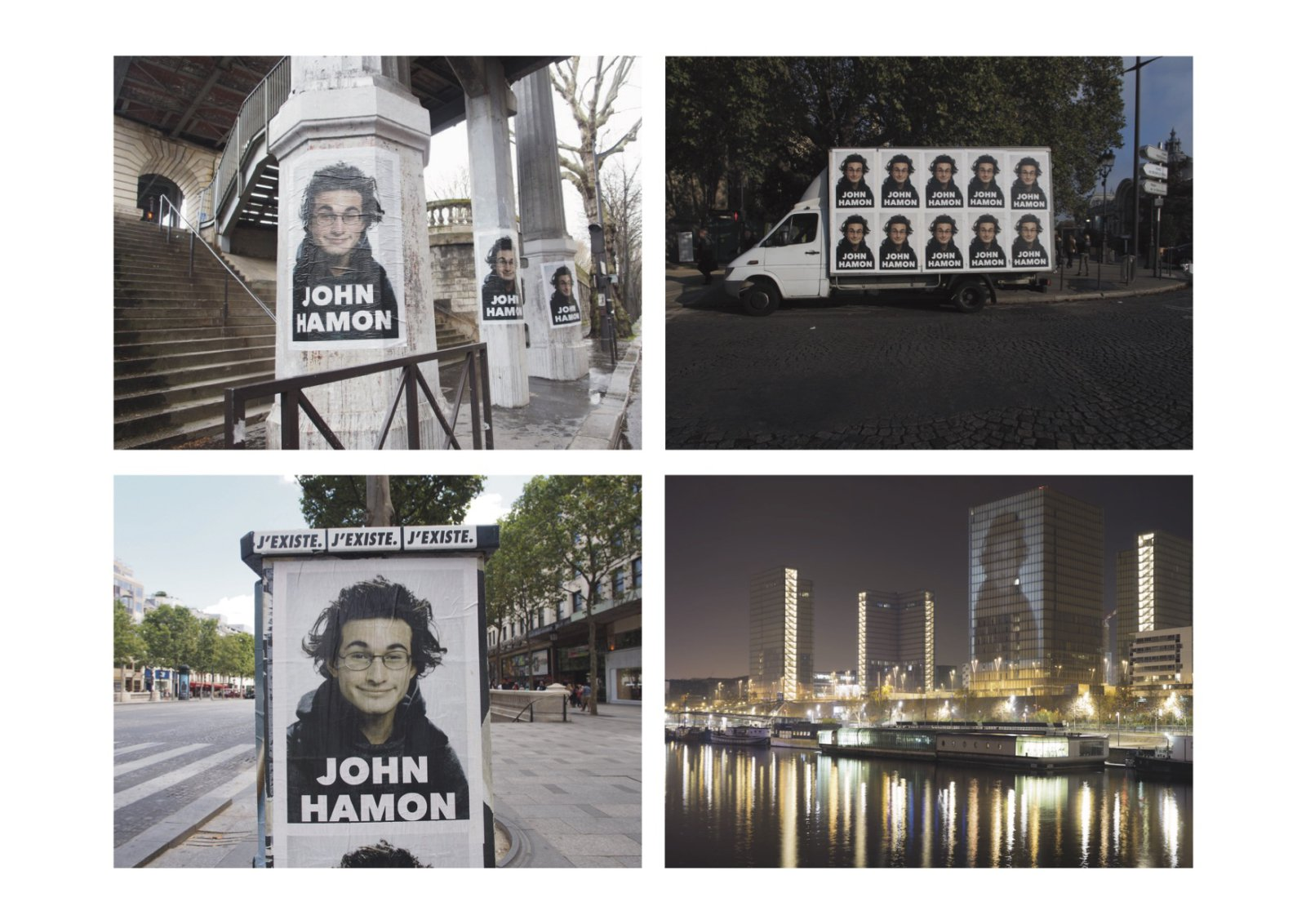 Palmarès des Chatons d'Or Prix artistique chatons d'or - John Hamon