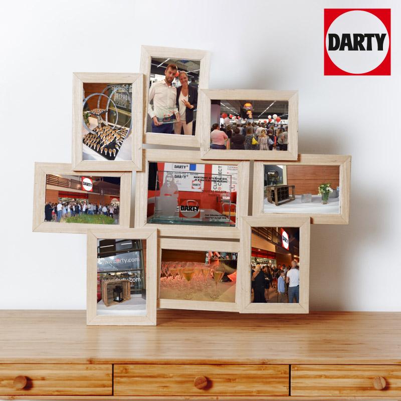 Soirée d'inauguration DARTY Tignieu - Août 2018 - Agence de communication Akinaï