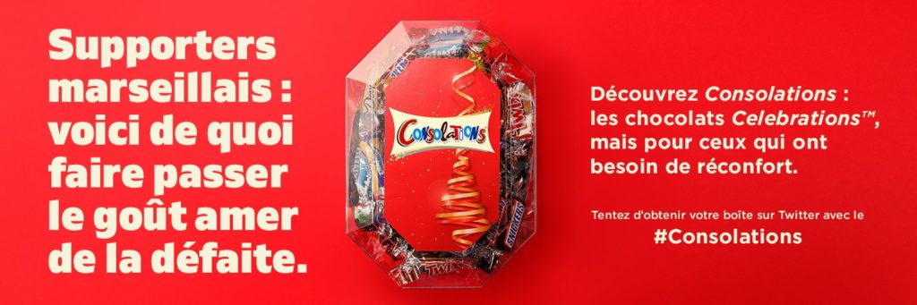 Décryptage campagne publicitaire de la marque célébrations ! Agence de communication Lyon - Agence AKINAÏ