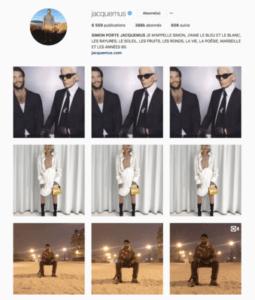 Jacquemus Feed Instagram Photos Agence Akinai