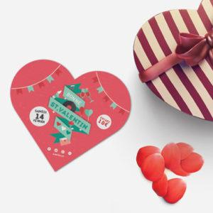 flyer coeur agence communication akinai 2019 saint valentin