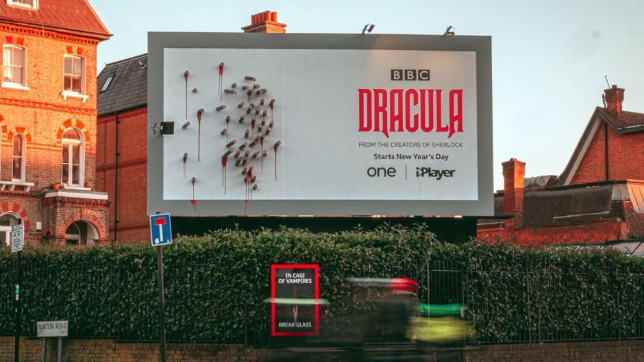 Serie Dracula BBC Netflix 2020 agence Akinai